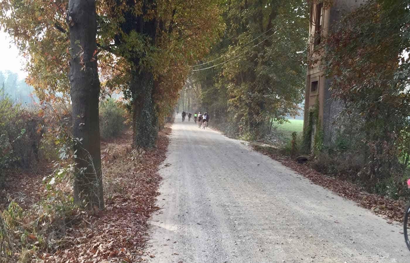 Milano Gravel Roads di Ottobre