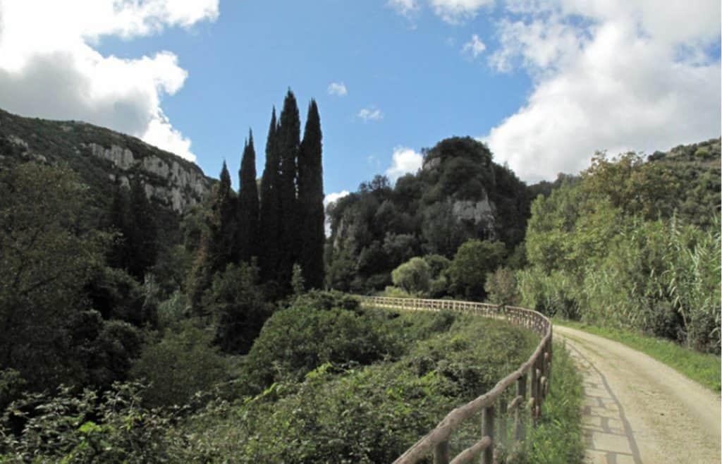Pantalica e la Valle dell'Anapo