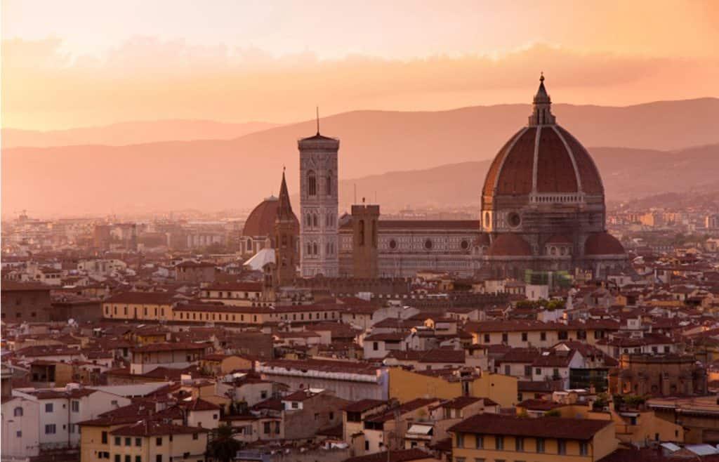 Da Bologna a Firenze (Raticosa Futa e Pratolino)