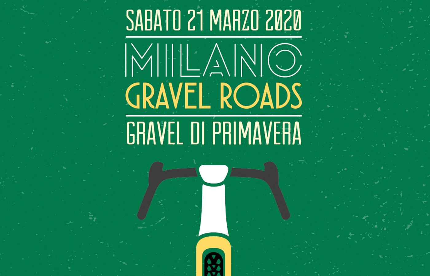Milano Gravel Roads, meccanica di base e le Strade Zitte