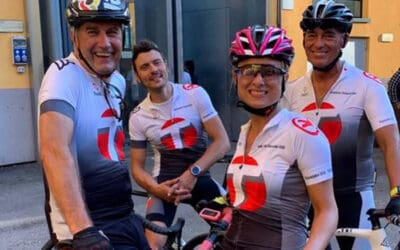CYCLETAINMENT: il nuovo ciclismo