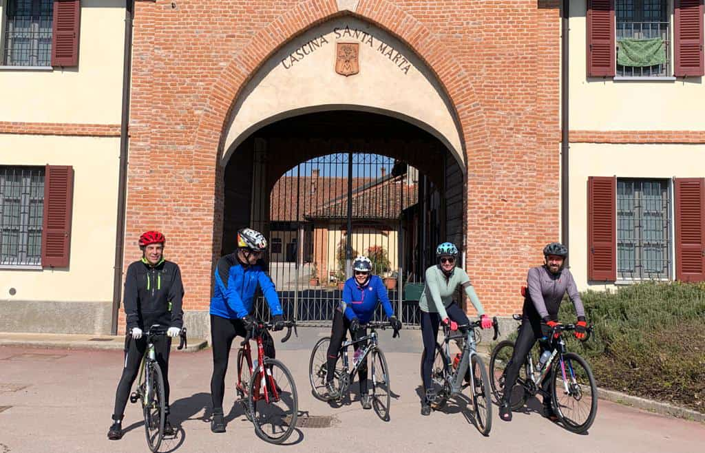 Athletic Beginners Ride