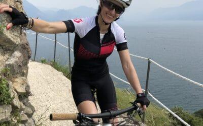 Il mio sogno di rinascita ha la forma e la velocità di una bicicletta