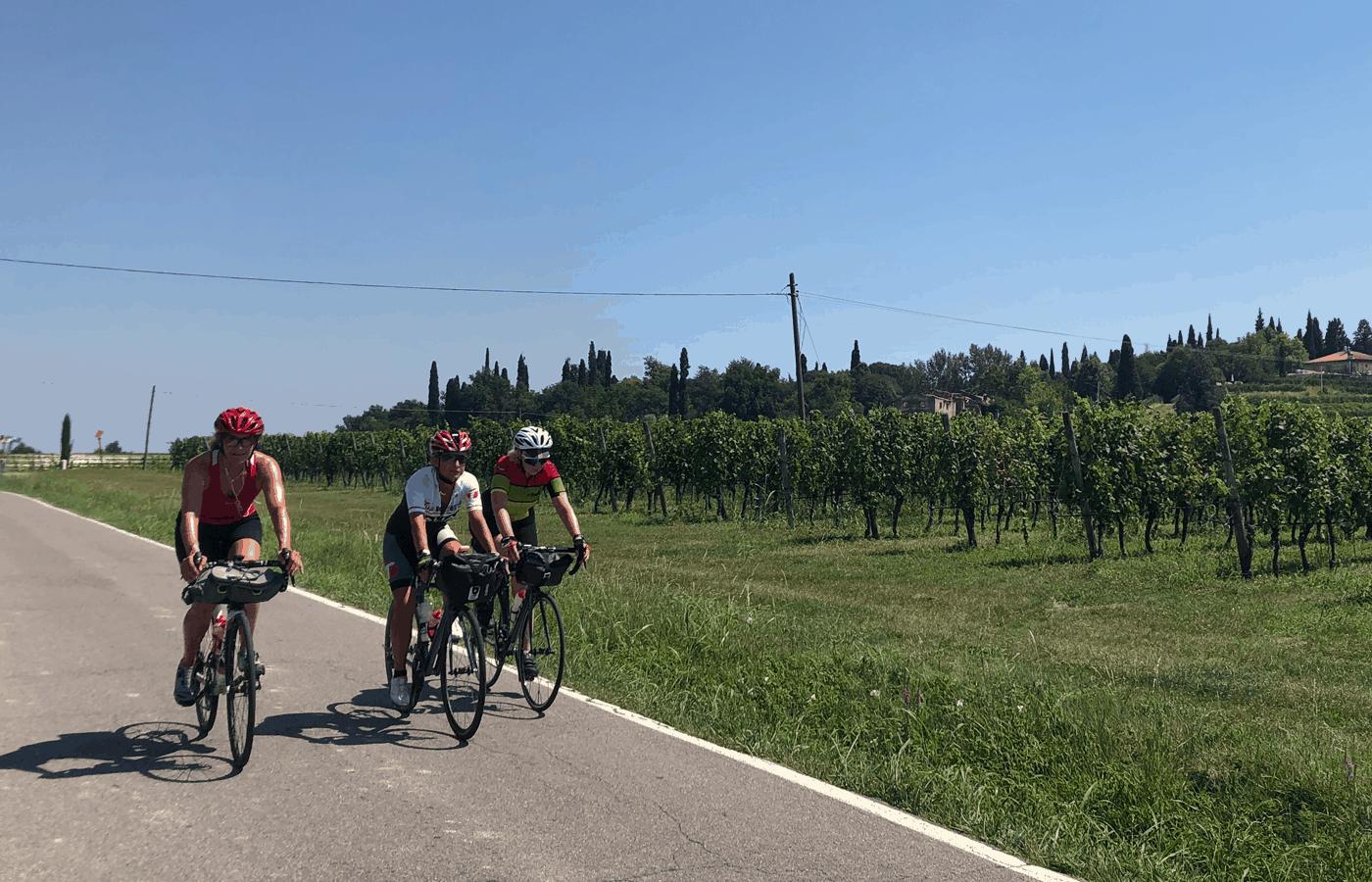 Iniziare a pedalare con la bici da strada