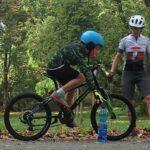 Corso di mountain bike per bambini: tutti promossi!