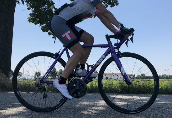 Piedi e pedali dettagli che fanno la differenza
