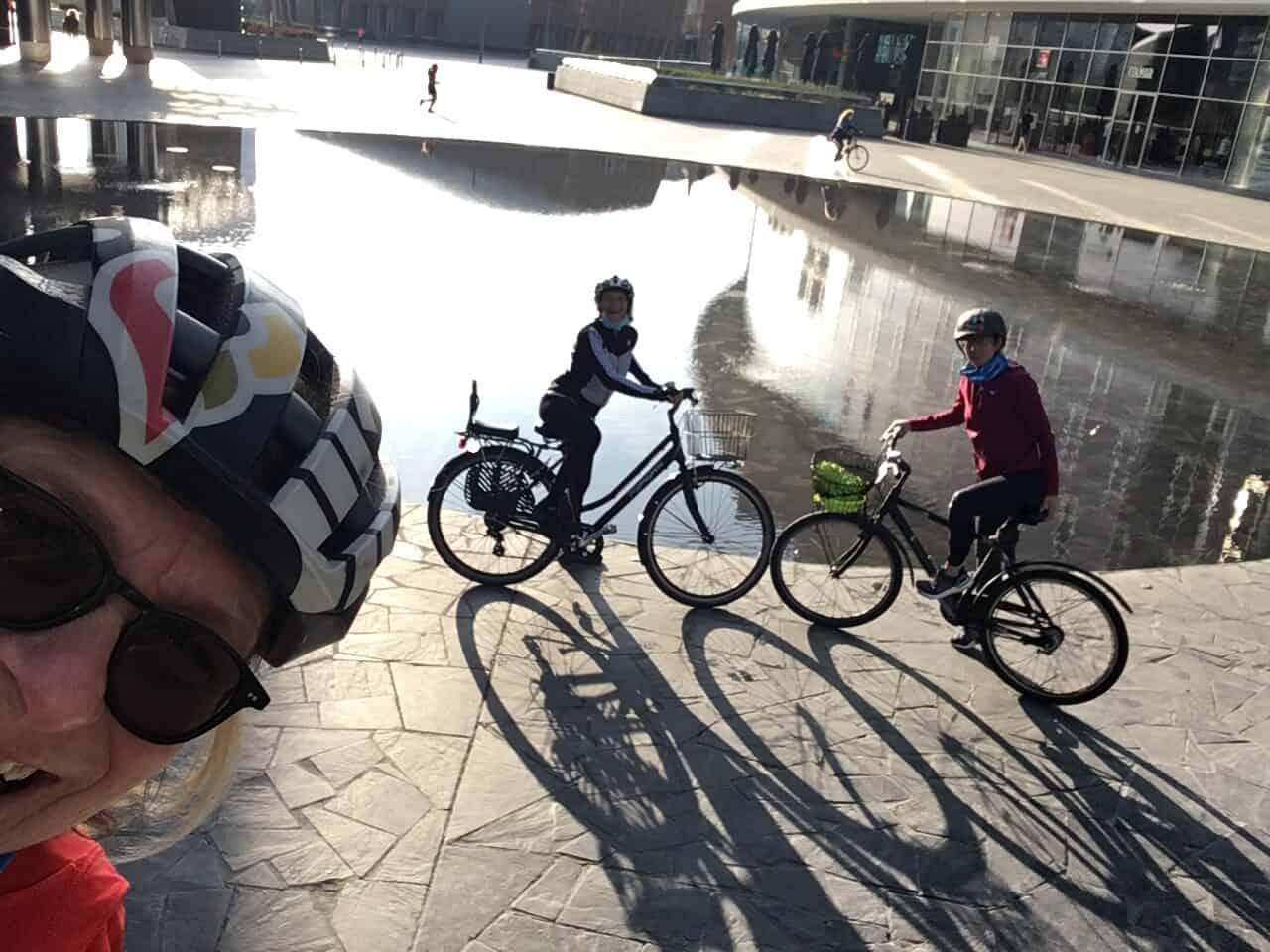 remoto viaggio in bici