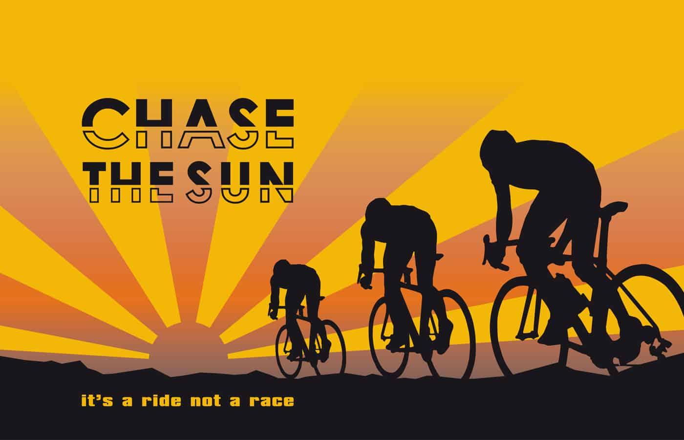Chase the Sun - pedalare in Italia