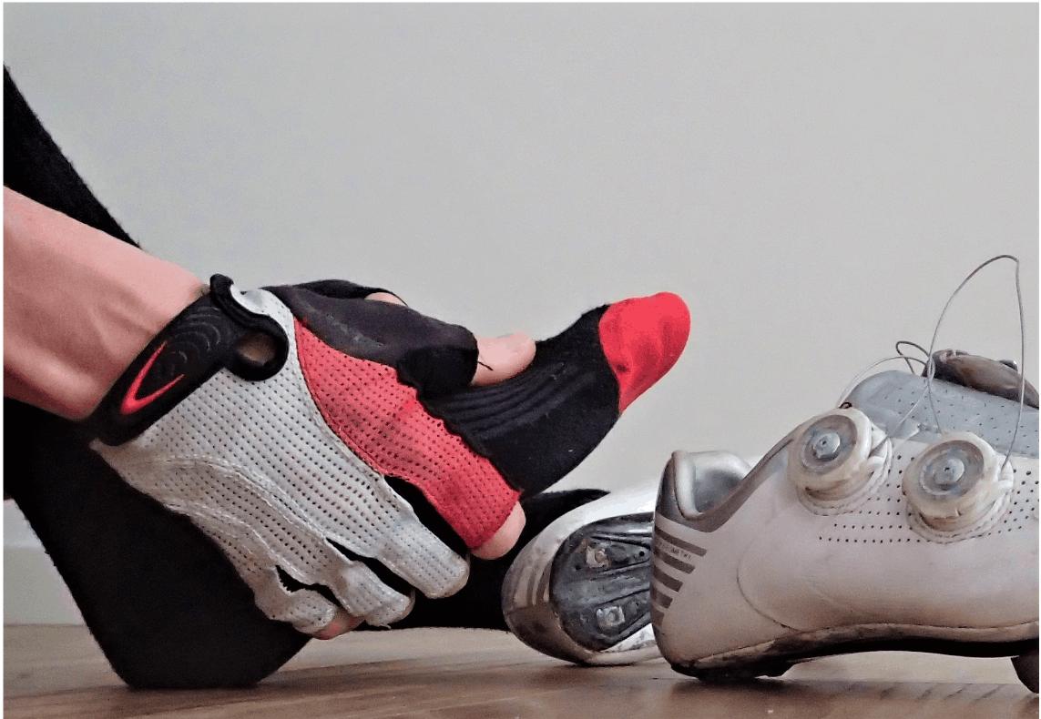 fastidi e dolori in bicicletta